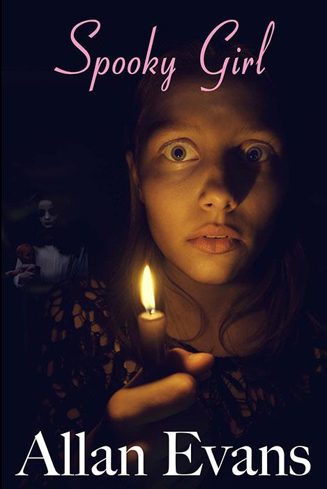 Spooky Girl by Allan Evans
